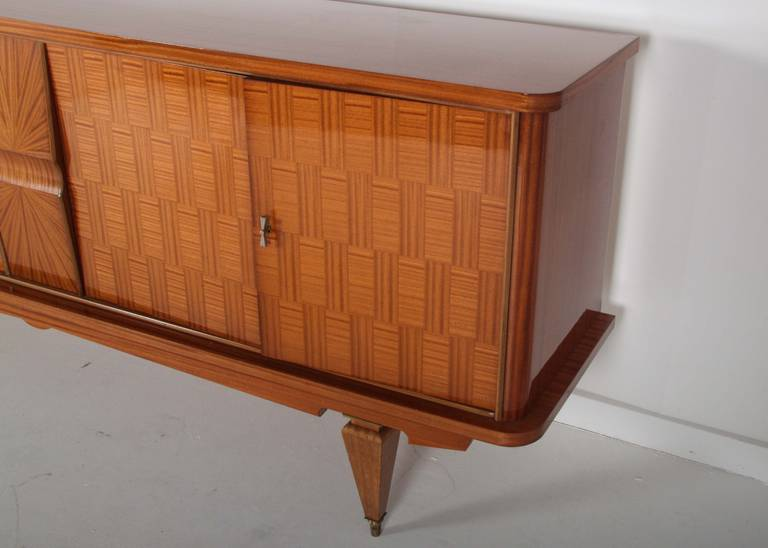 French mid century modern sideboard at 1stdibs - Vancouver mid century modern furniture ...