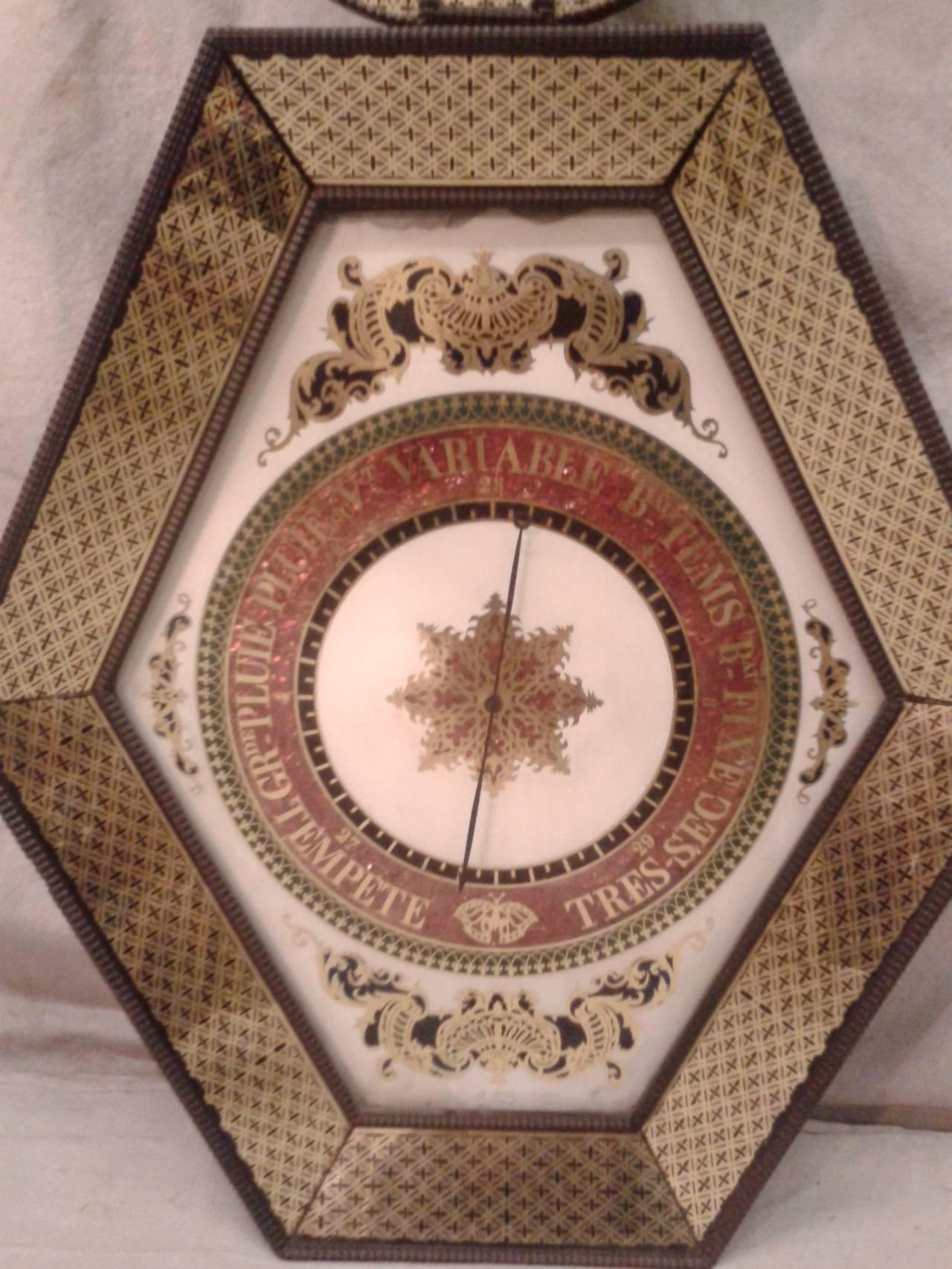 French Murano Barometer For Sale