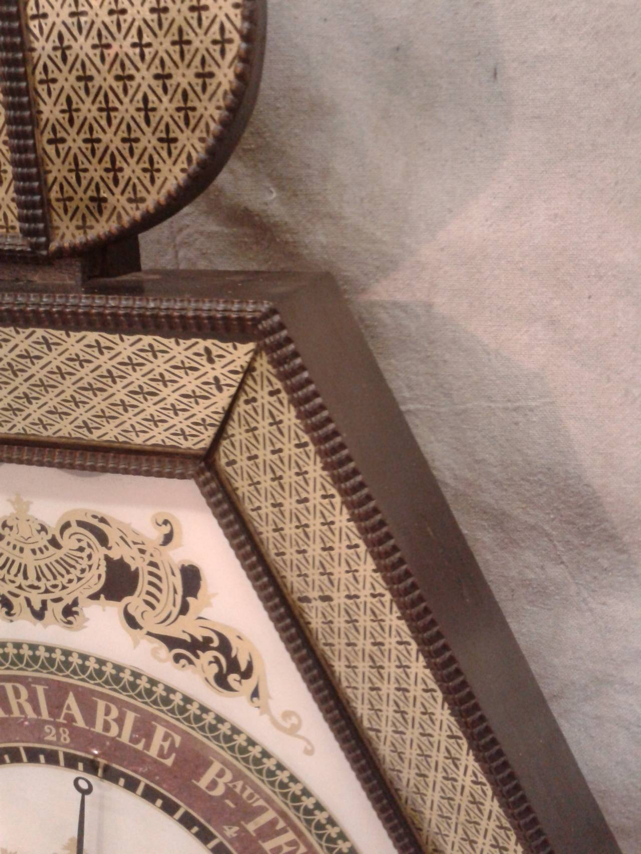 Murano Barometer In Excellent Condition For Sale In Atlanta, GA