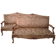 Pair of 19th Century French Sofas
