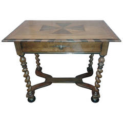 Magnificent 17th Century French Table