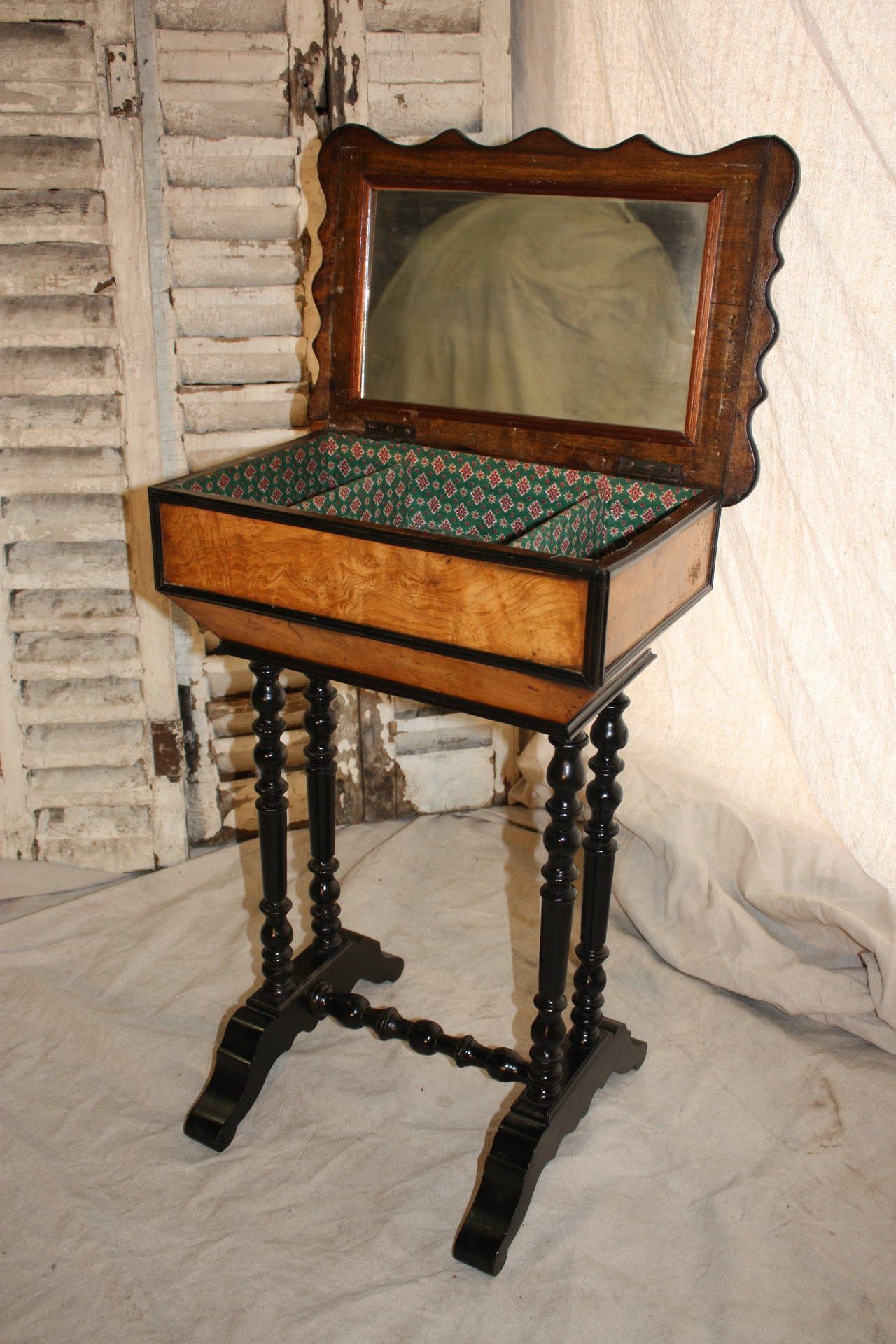 Napoleon III Charming 19th Century French Side Table For Sale