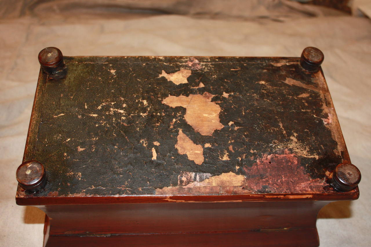 19th Century French Jewelry Box For Sale 4