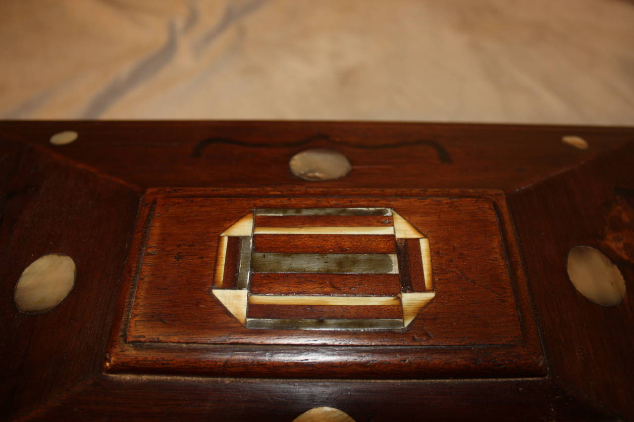 19th Century French Jewelry Box For Sale 3