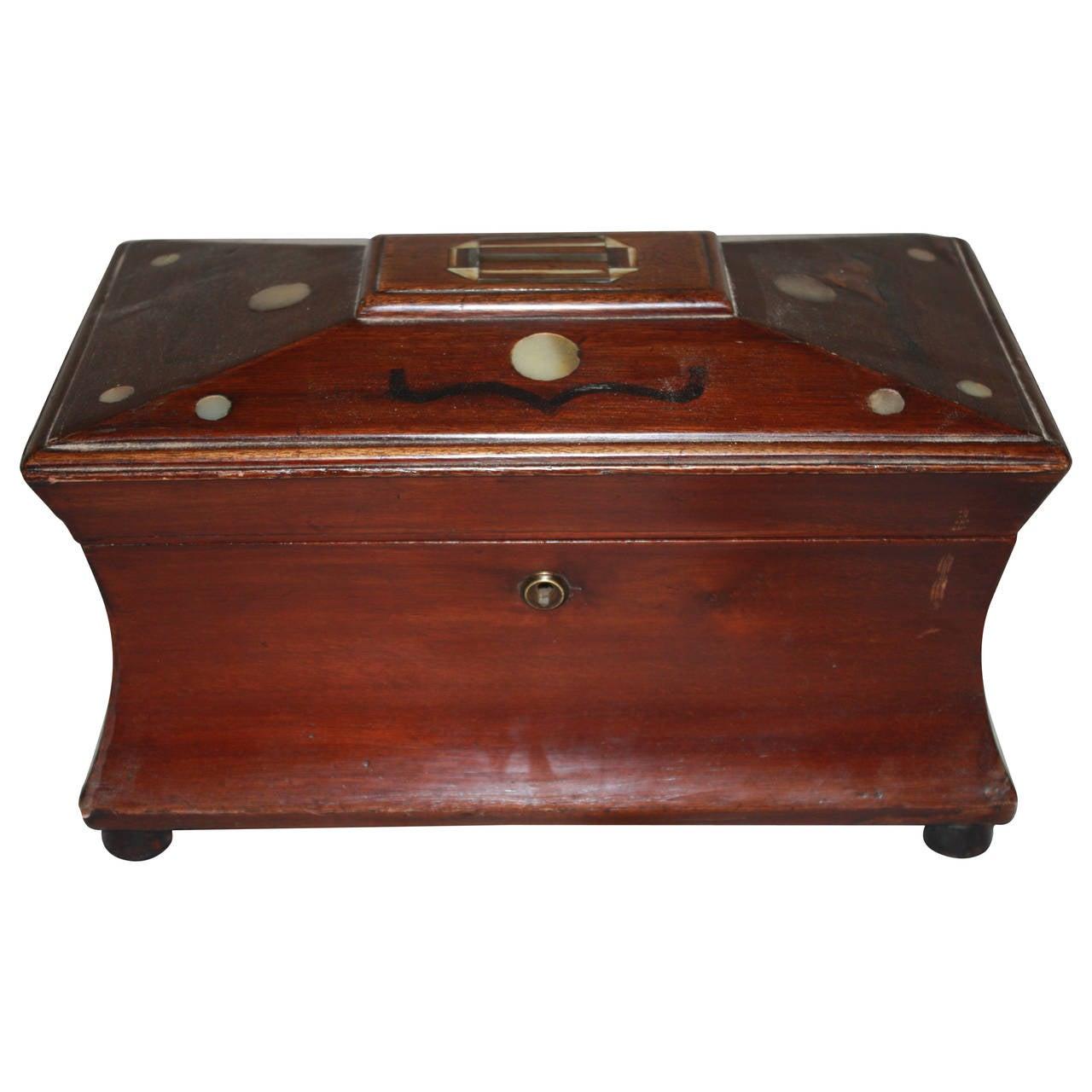 19th Century French Jewelry Box