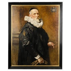 Large Portrait of a Man