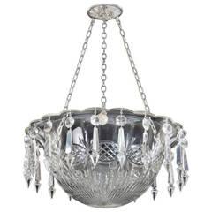 Fine Osler Bowl Light