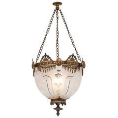 Fine Mid-Victorian Lantern