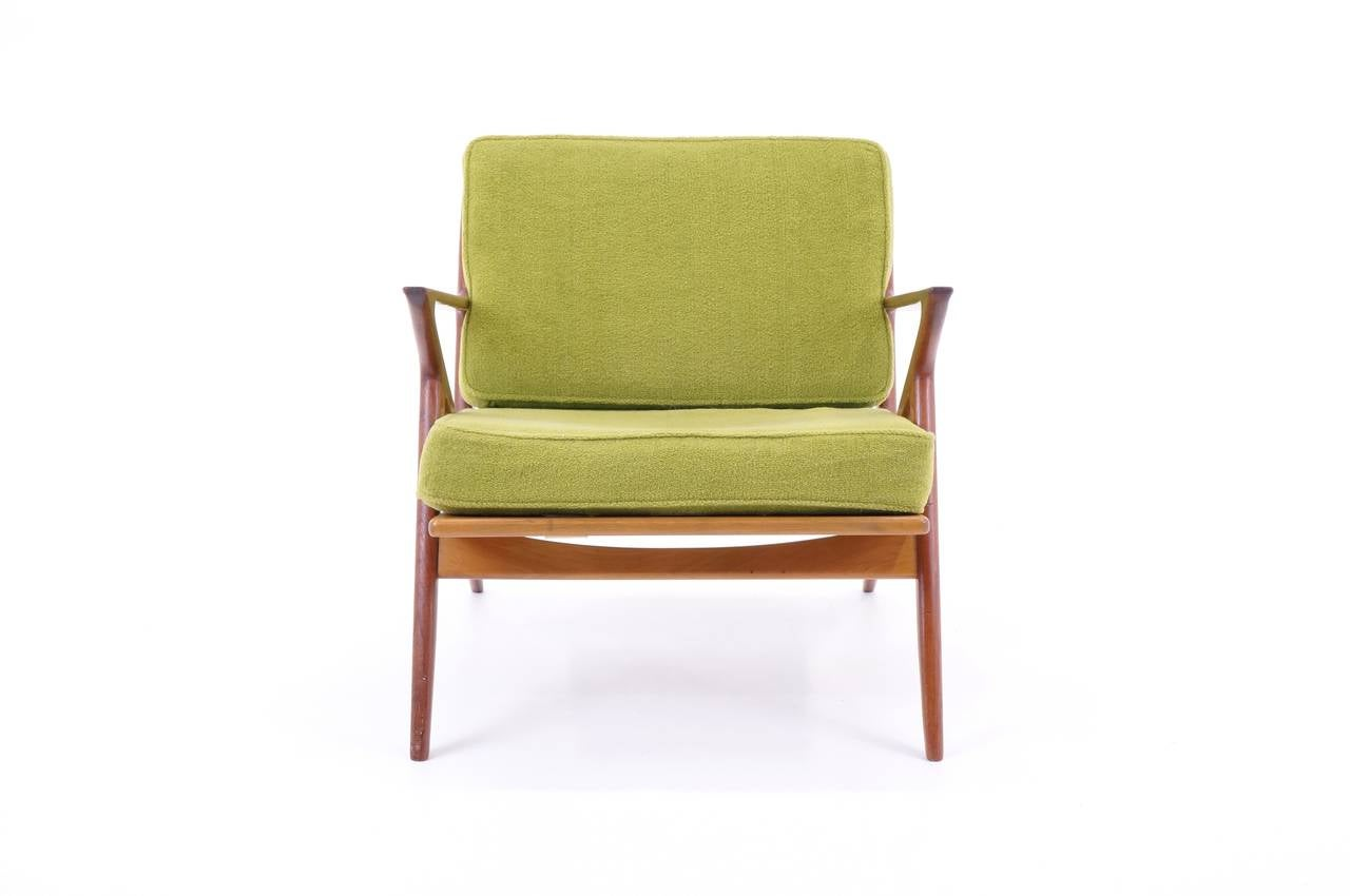 Poul Jensen For Selig Z Chair At 1stdibs