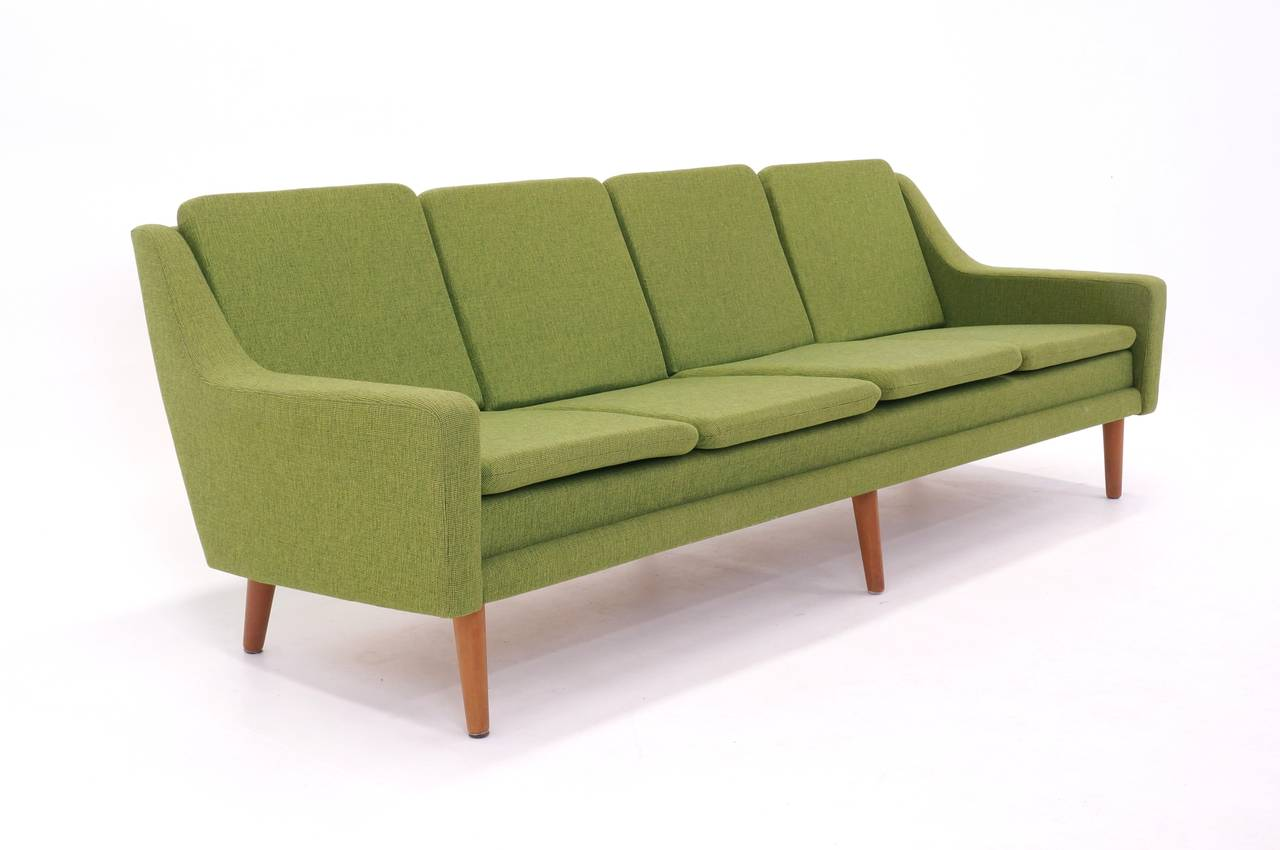 Bon Great Looking High Quality Danish Modern Sofa And Chair. We Are Unsure Of  The Designer