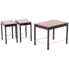 Edward Wormley for Dunbar Nesting Tables