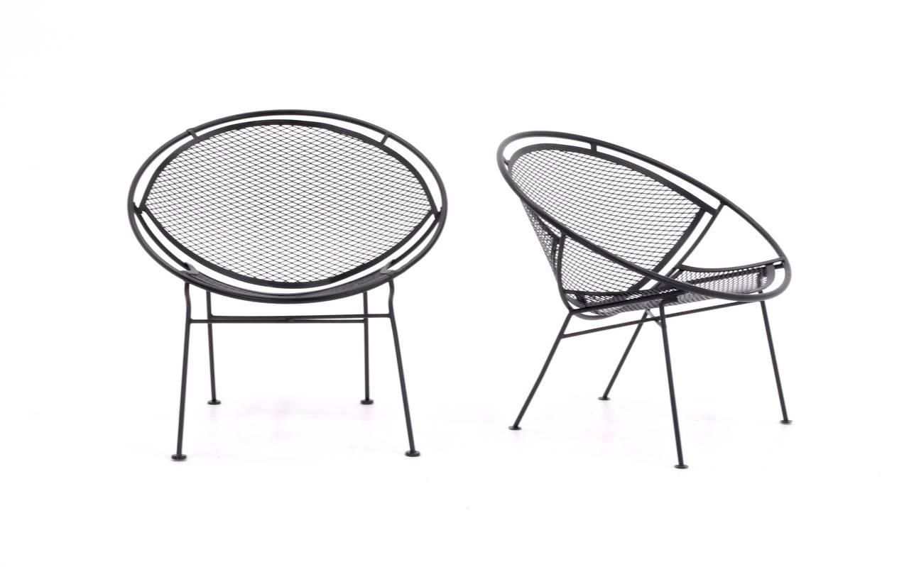 John Salterini Outdoor Patio Lounge Chairs At 1stdibs