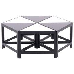 Set of Six Modular Tables