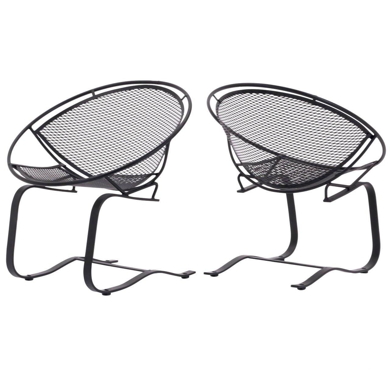 John Salterini Springer Outdoor Patio Lounge Chairs at 1stdibs