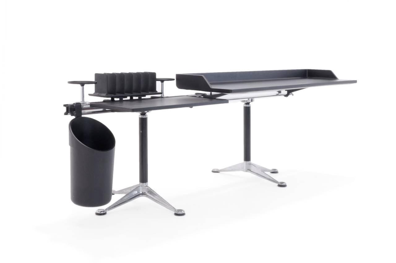 Bruce Burdick For Herman Miller Office Desk System At 1stdibs
