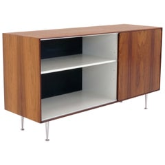 George Nelson for Herman Miller Thin Edge Rosewood Cabinet