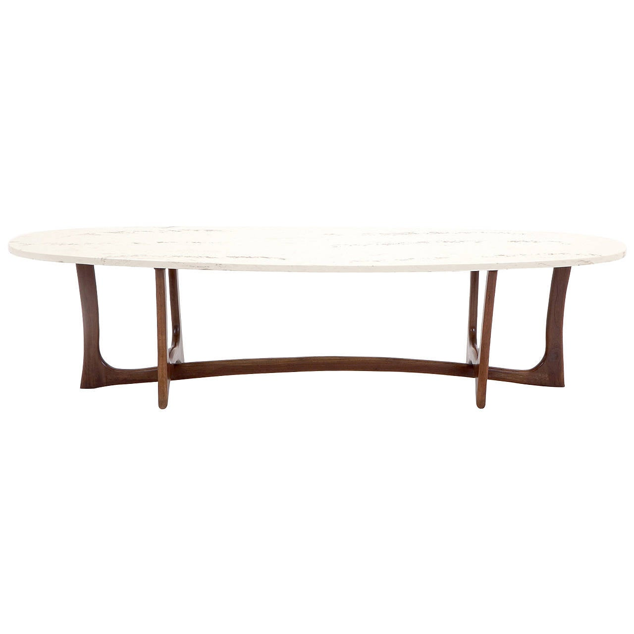Original Adrian Pearsall For Craft Associates Coffee Table At 1stdibs