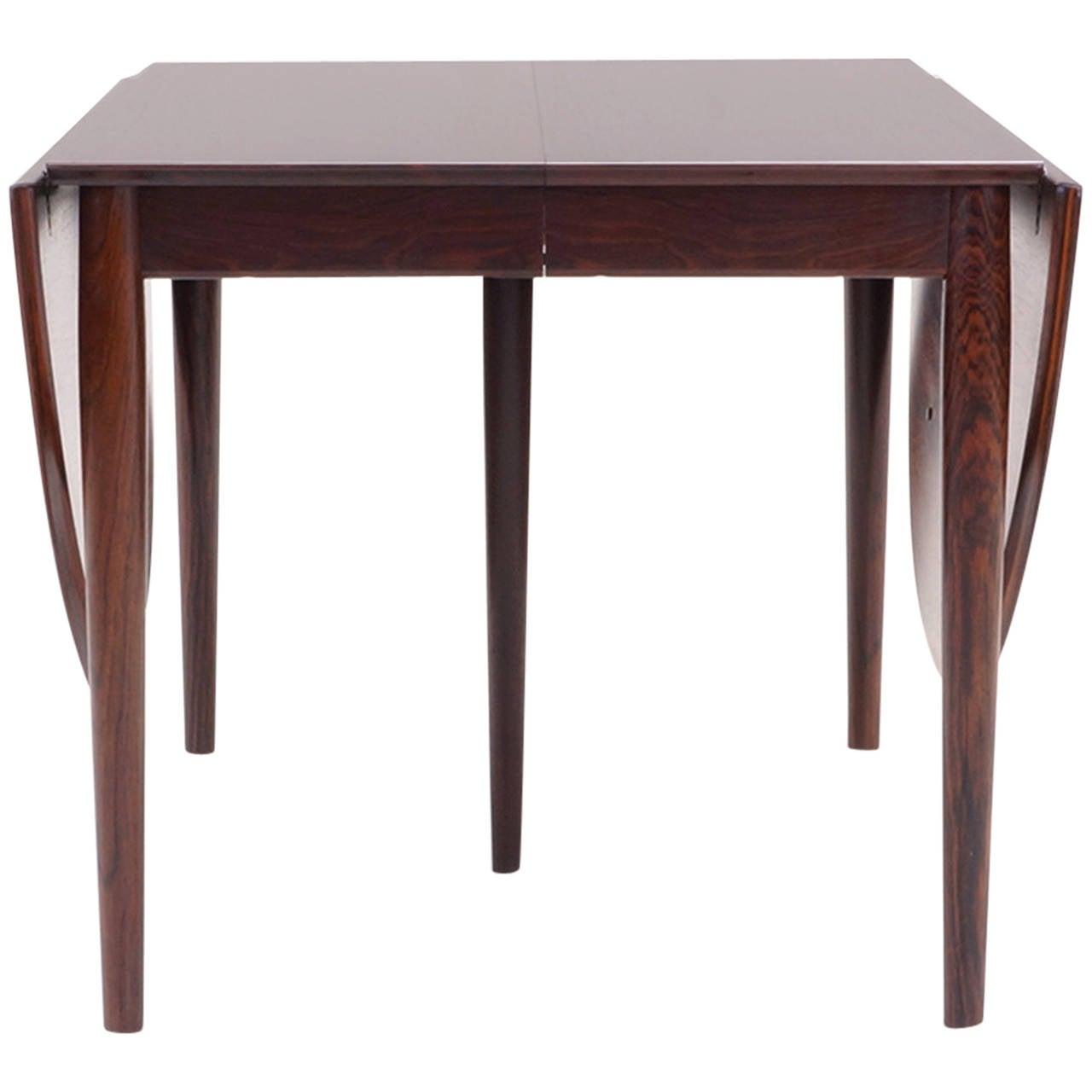 Arne Vodder Rosewood Drop Leaf Dining Table at 1stdibs : 2832702l from www.1stdibs.com size 1280 x 1280 jpeg 67kB