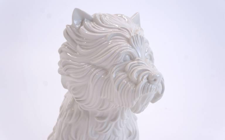 Jeff Koons Puppy Vase At 1stdibs