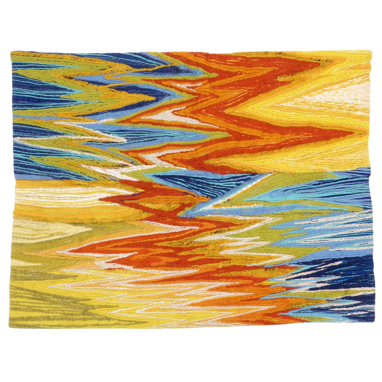 Janet Kuemmerlein Wall Hanging For Sale at 1stdibs