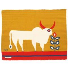 """""""Sebu"""" Tapestry by Evelyn Ackerman for ERA"""