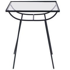 George Nelson Fo Arbuck Tall End Table for Outdoor or Indoor Use
