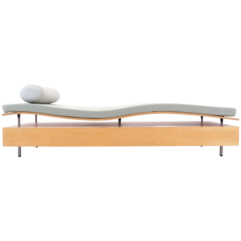 maya lin longitude chaise for knoll for sale at 1stdibs. Black Bedroom Furniture Sets. Home Design Ideas