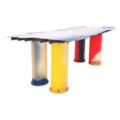 Gaetano Pesce, Nobody's Perfect Zerodesegno Dining Tables