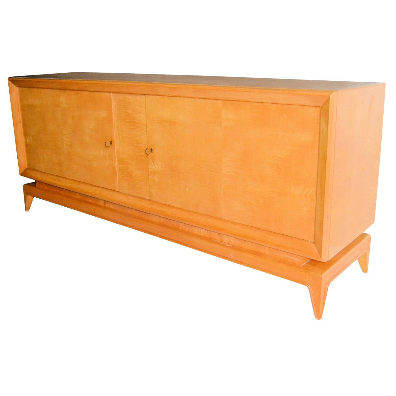 1940s sycamore french sideboard at 1stdibs for Sideboard 2 50 m