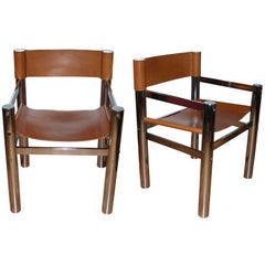 Two 1970s Armchairs