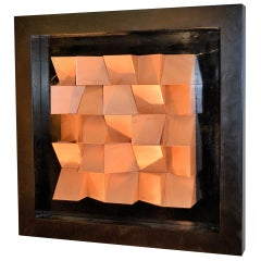 1990s kinetic Wood Artwork