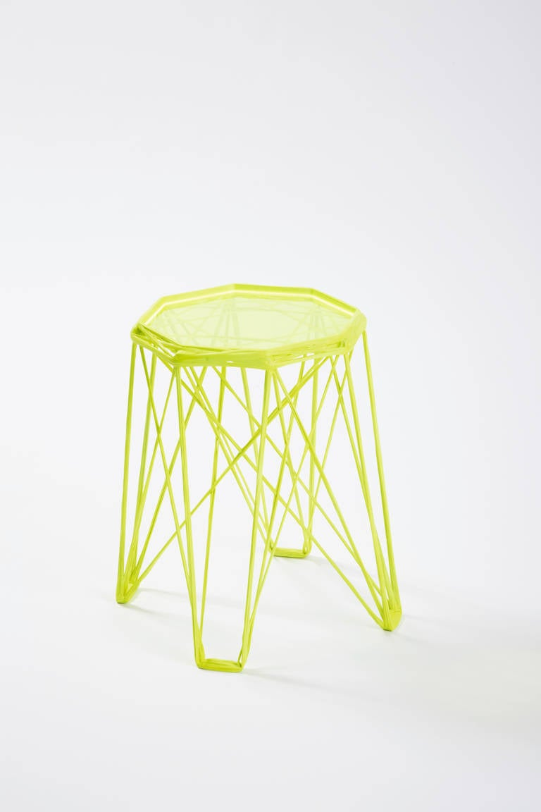 Stool Or Table By Studio Besau Marguerre Named Nido At 1stdibs
