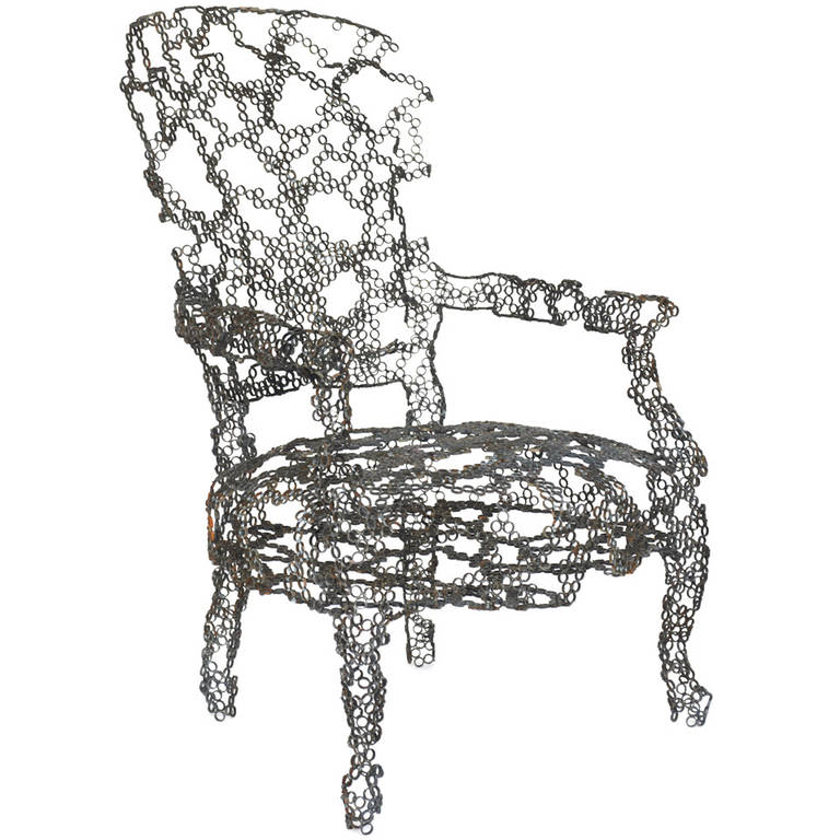 lounge chair by studio markunpoika named engineering temporality lounge chair at 1stdibs