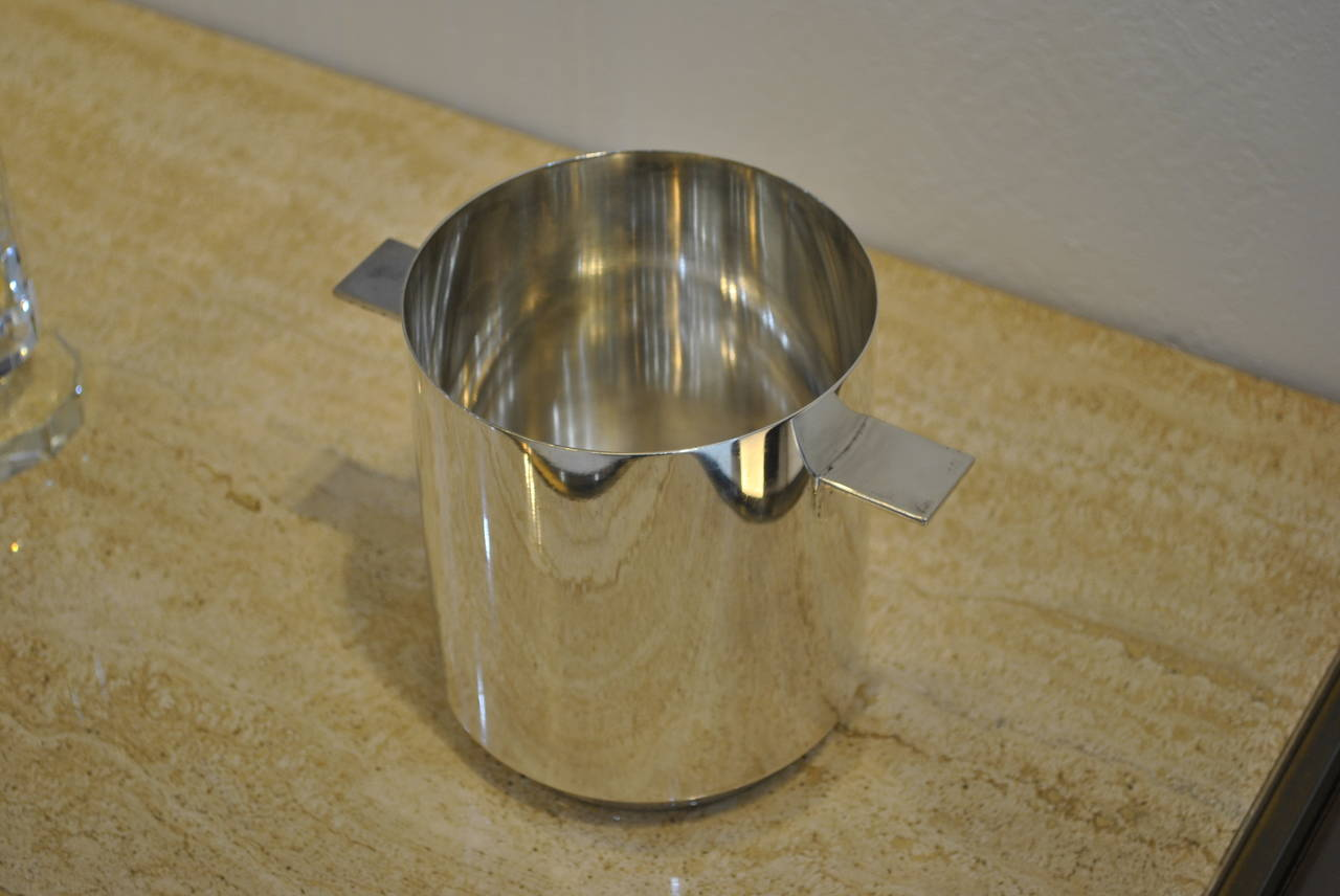 Quot Windsor Quot Ice Bucket By Lino Sabattini For Christofle