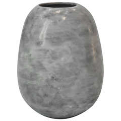 Rare Ceramic Richard Ginori Vase By Gio Ponti At 1stdibs