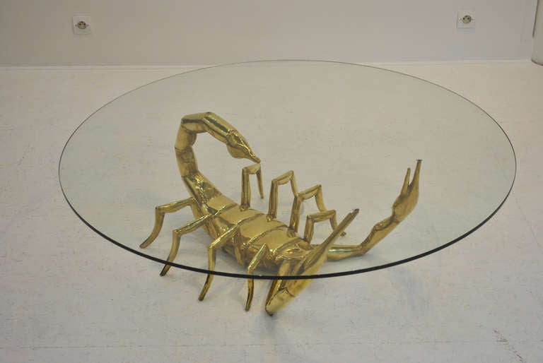Image result for Scorpion table
