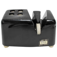 George Nelson 'Constellation' Electric Knife Sharpener, 1950s