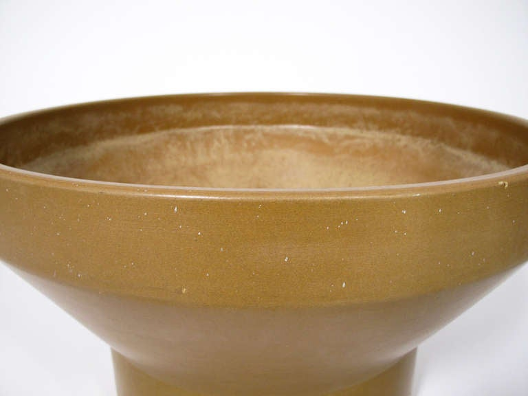 Vessel Architectural Pottery: Architectural Pottery Vessel By Paul McCobb At 1stdibs
