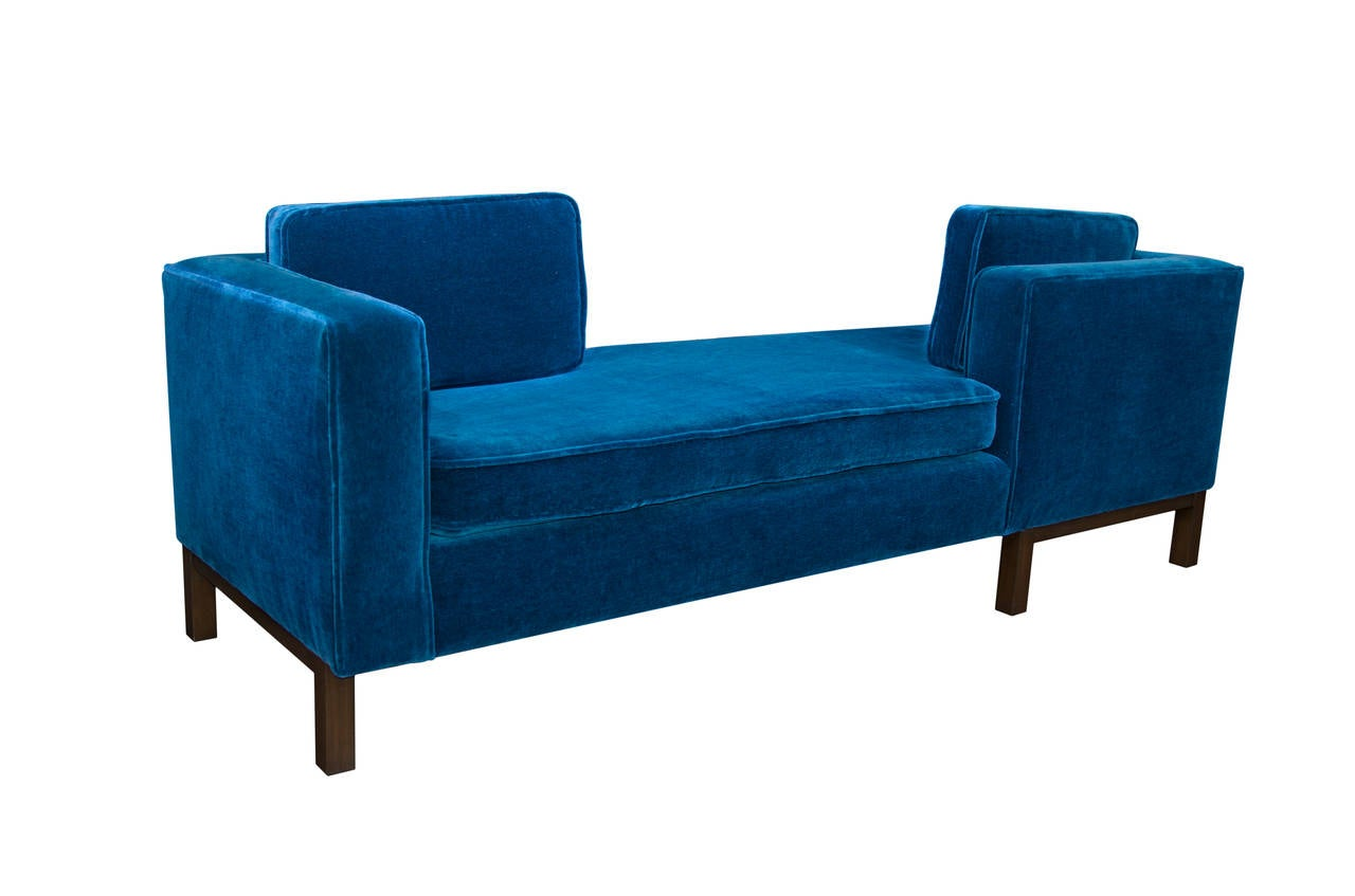 1970s tete a tete sofa attributed to harvey probber at 1stdibs - Tete a tete sofa ...