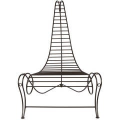Spine Chair by Andre Dubreuil
