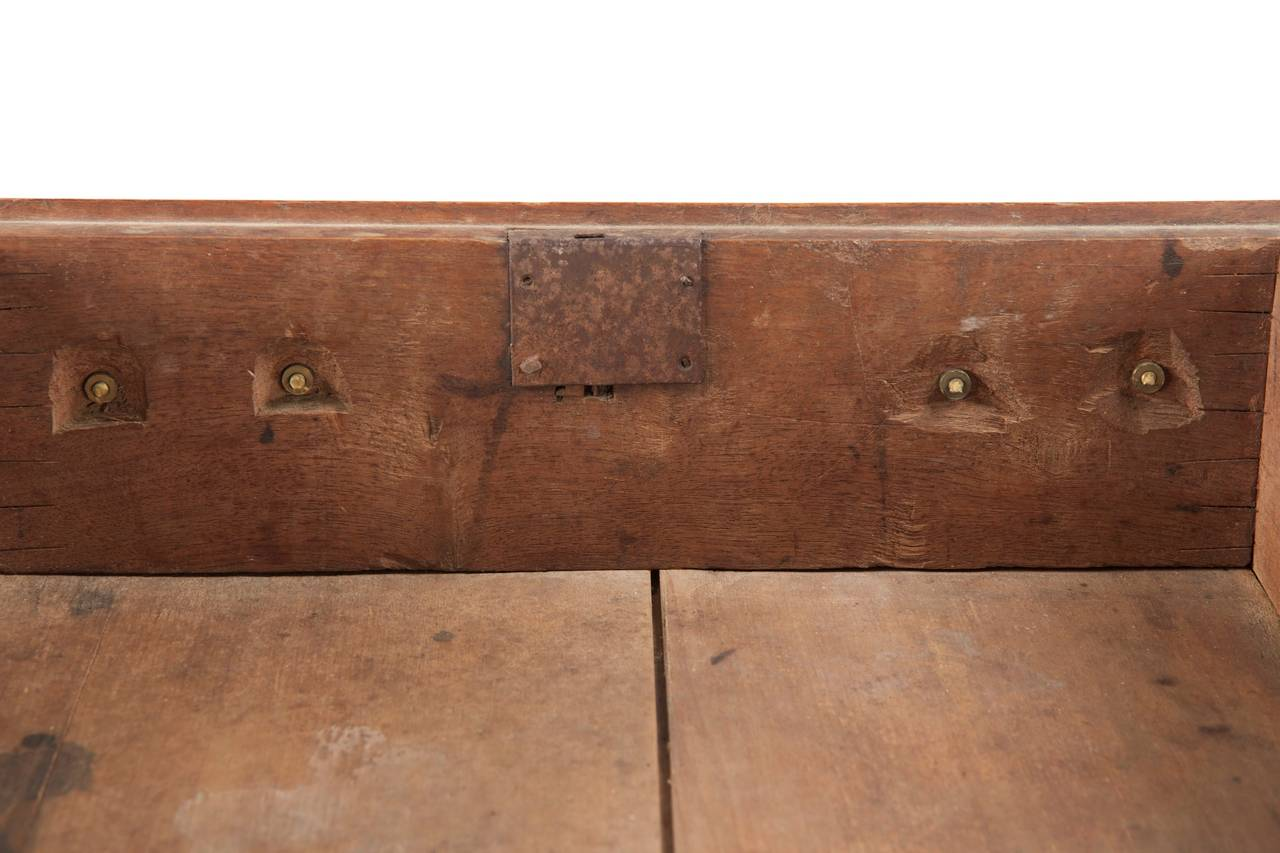 American Chippendale Antique Blanket Chest of Drawers, Pennsylvania, circa 1780 For Sale 5