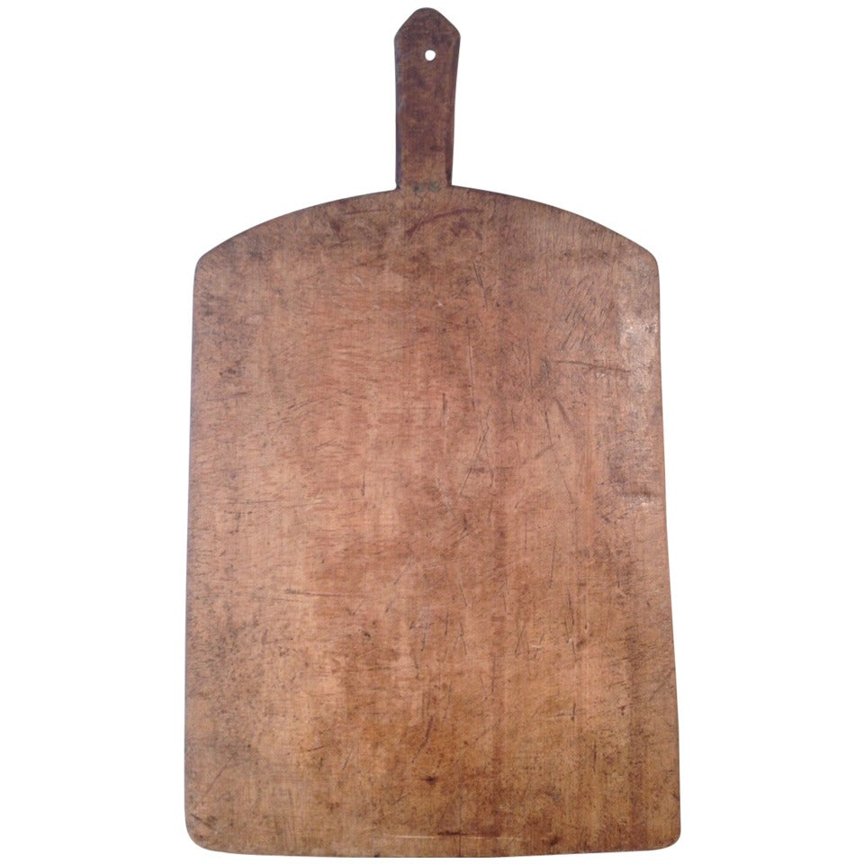 French antique cutting board at 1stdibs for Furniture board