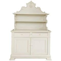 19th Century French Saint Hubert Cabinet