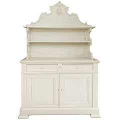 19th Century Saint Hubert Cabinet