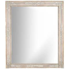 19th Century, French Restoration Mirror