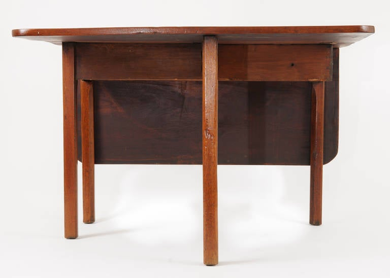 18th century american chippendate drop leaf table for sale for Table 52 opentable