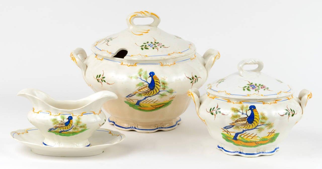 10 Ceramic Pot With Saucer Indoor Round Ceramic Garden Pot