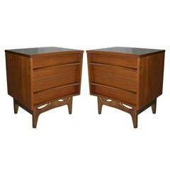 white nightstand for sale at 1stdibs. Black Bedroom Furniture Sets. Home Design Ideas
