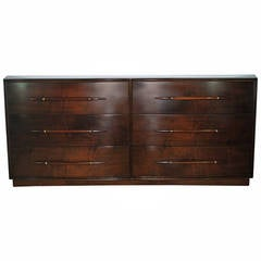 Large T. H. Robsjohn-Gibbings Chest of Drawers