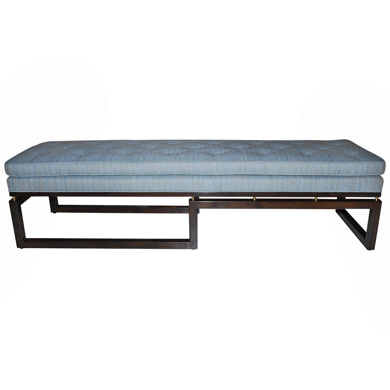 Sculptural Mid Century Modern Bench At 1stdibs